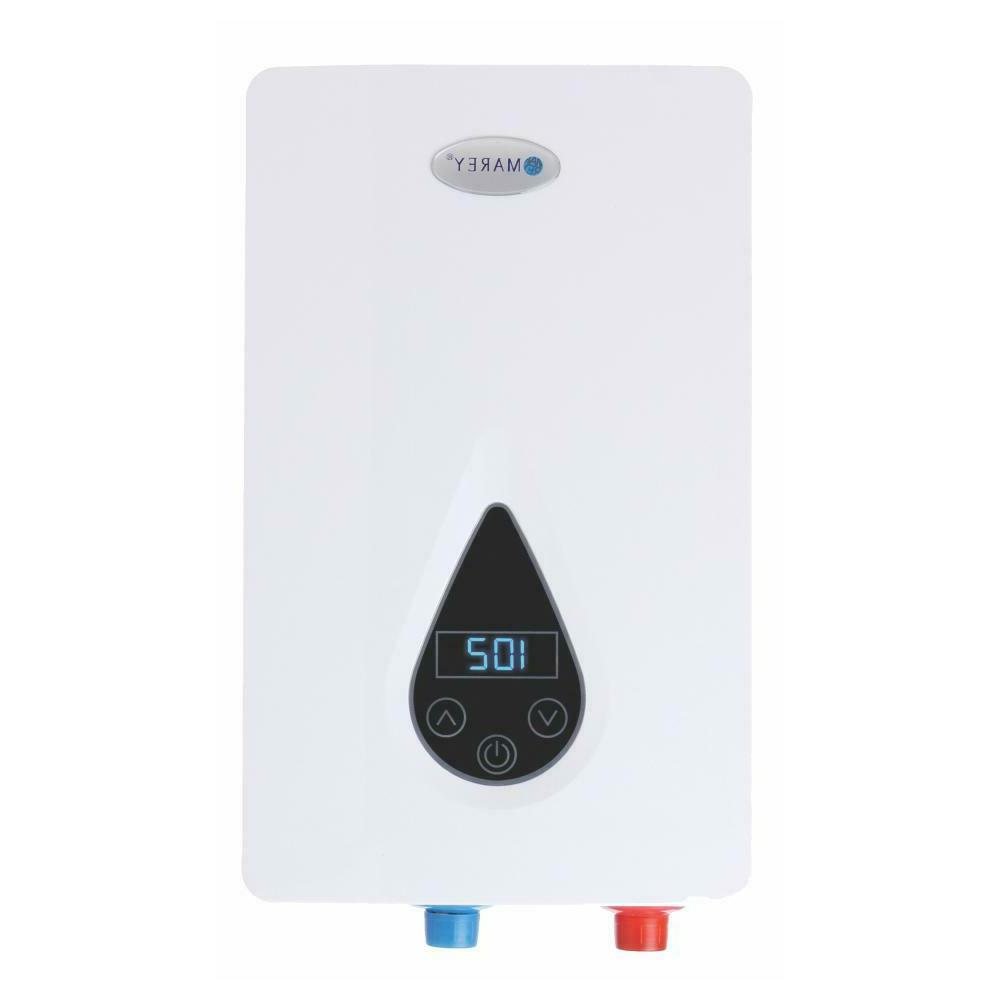 tankless water heater electric whole house eco