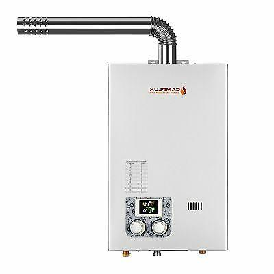 10l 2 64gpm Tankless Water Heater Indoor Propane Color