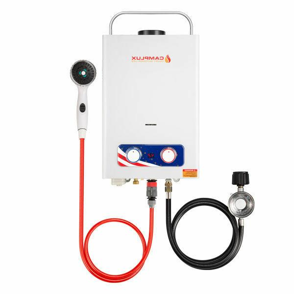 Camplux Tankless 4WD Design Sale
