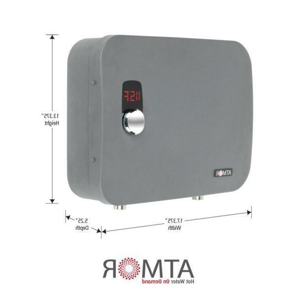 Atmor ThermoPro GPM Digital Electric Water