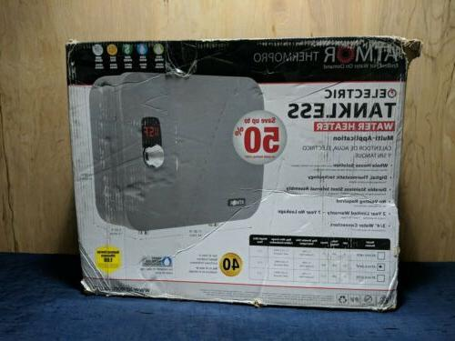 Atmor 24kW/240-Volt GPM Tankless Water