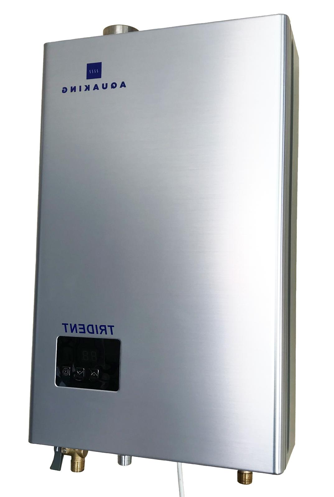trident gas condensing water heater