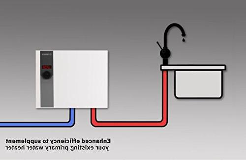 Bosch Electric Tankless Water Heater Eliminate Easy