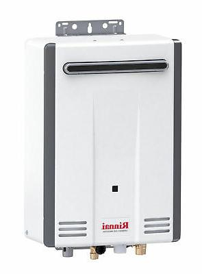 Rinnai Outdoor Water Heater