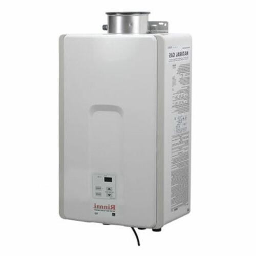 Rinnai Indoor Low Tankless Natural