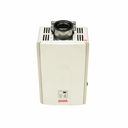 Rinnai V65IN Indoor Low Natural Gas Heater