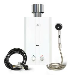 Eccotemp L10 Portable Tankless Water Heater, 2 Pack