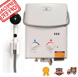 Eccotemp L5 Portable Outdoor Tankless Water Heater Camping S
