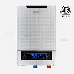 27KW Digital Display Tankless Hot Water Heater Electric Inst