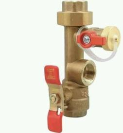 WATTS LFTWH-FT-H Tankless Water Heater Valve Single Part Onl