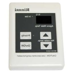 Rinnai MCC-91-2W Commercial Remote 98° to 160° Temperature