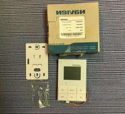 navian hot water heater remote control open