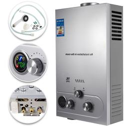 New 18L 4.8GPM Propane Gas LPG Indoor Tankless Water Heater