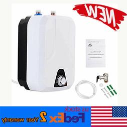 NEW Electric Tank Hot Water Heater Kitchen Bathroom Home 150