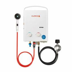 Outdoor Portable Propane Tankless Water Heater For Outdoor T