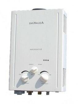 AquaKing Tankless Portable Propane Tankless Water Heater