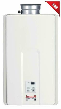 rinnai v75ip 7 5 gpm indoor low