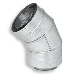 Rheem RTG20151B1 45 Degree Elbow for 3 in./5 in. Concentric