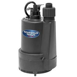 Submersible Utility Pump 1/3 HP