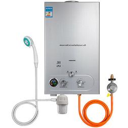 18L Hot Water Heater Upgrade Type Propane Gas 5GPM On-Demand