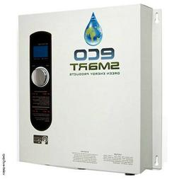 Tankless Water Heater Electric ECO27 Self-Modulating Digital