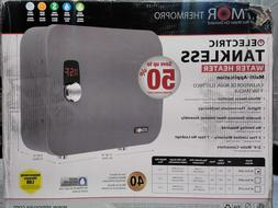 Atmor Thermo Pro 18kW /240 Volt 3.7 GPM  Digital Tankless El