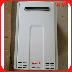 Rinnai V75EN 7.5 GPM Outdoor Low NOx Tankless Natural Gas Wa