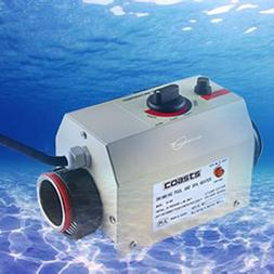 Eleoption 3KW Water Heater Thermostat Swimming Pool and SPA