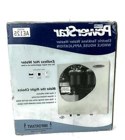 Bosch White PowerStar AE125 240V 3-GPM Indoor Electric Tankl